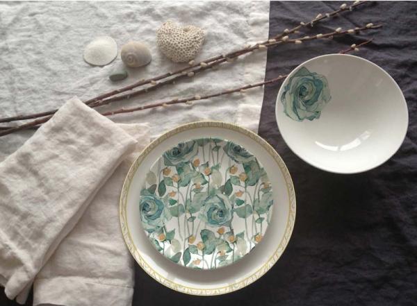 Shell Rummel's Ceramics